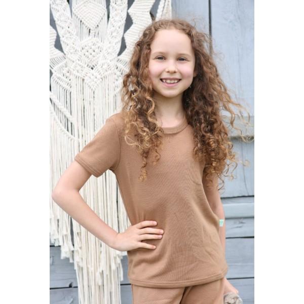 Apatiniai marškinėliai trumpomis rankovėmis