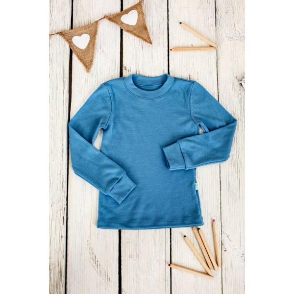 Šilti marškinėliai kūdikiams ilgomis rankovėmis