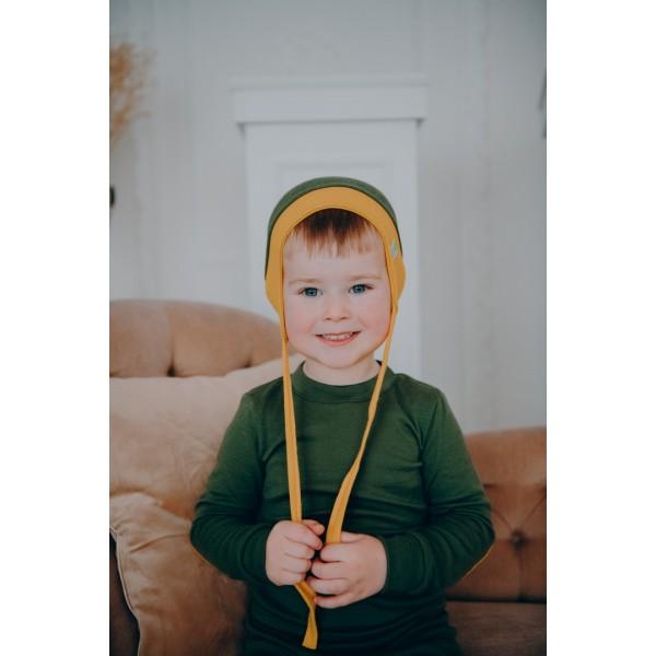 Šiltos vaikiškos kepurytės