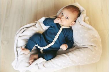 Merino vilnos romperiukas – geriausias drabužėlis kūdikiui