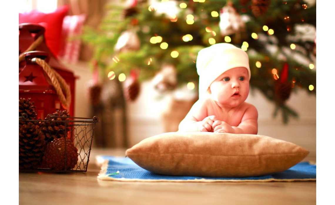 Kaip rengti kūdikį žiemą