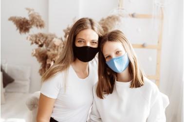 Medžiaginės veido kaukės - ar jos veiksmingos