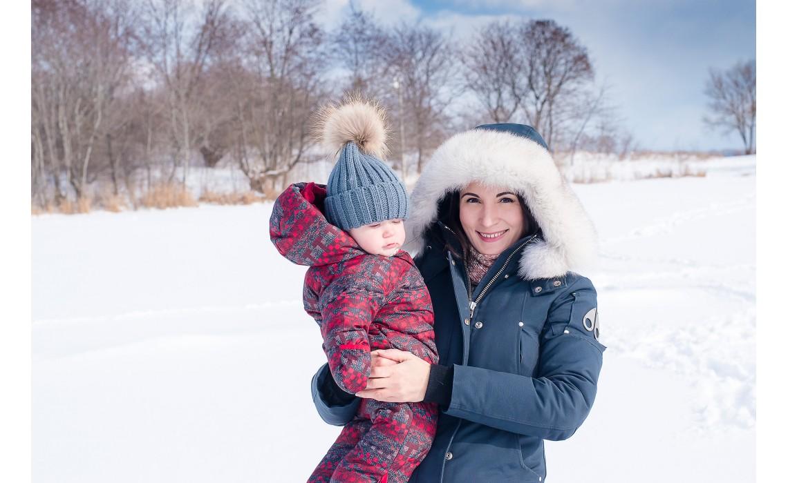 Vaikiški žieminiai drabužiai į lauką