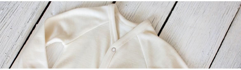Šilti šilkiniai drabužiai kūdikiams