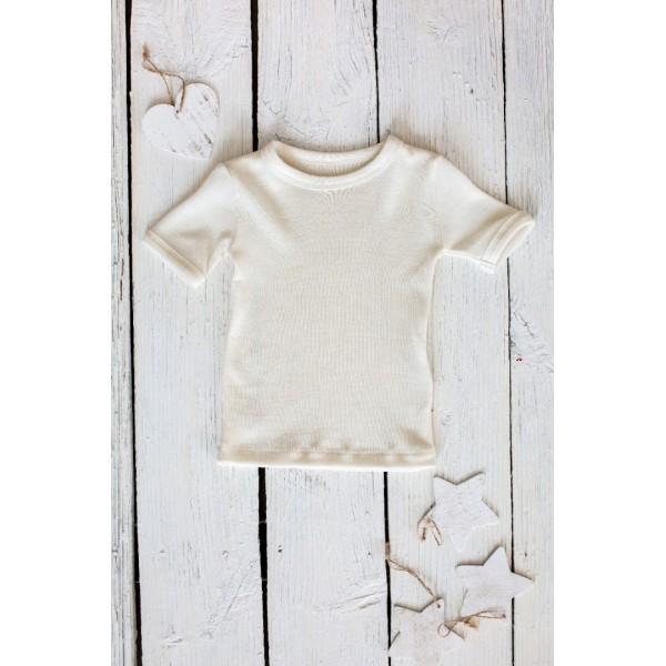 Marškinėliai trumpomis rankovėmis kūdikiui